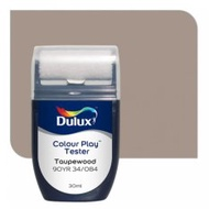 Dulux Colour Play Tester Taupewood 90YR 34/084