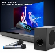 Smart Android Home Theather Karaoke Set System