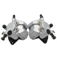 機車熱賣適用于Yamaha ATV沙灘車后剎車左右泵Grizzly 350 400 450
