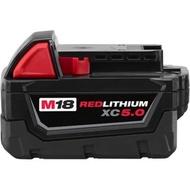 米沃奇Milwaukee M18 5.0電池(公司貨)
