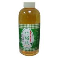 南投竹炭  竹醋液500mlx4瓶