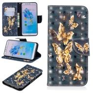 Huawei Y6 2018 / Y6 Prime 2018 3D Painted flip casing Phone Case