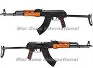 WZ GHK AKMS 實木全金屬鋼製瓦斯槍 GBB