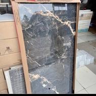 [BISA BAYAR DIRUMAH] GRANIT LANTAI GARUDA MAGIOR BLACK 60X120 GLOSSY MURAH