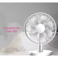 Chargeable  USB Table Fan