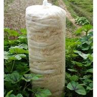 天然農家竹蓀竹笙長裙幹貨無硫熏毛重500g