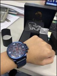 全新凱薩 大鏡面手錶