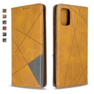 Flip Case Coque for Samsung A51 Case Luxury PU Leather Patchwork Wallet for Samsung Galaxy A51 Cover Samsung A71 Etui A 51 A 71