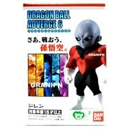 代理版 景品 盒玩 七龍珠 ADVERGE 6 吉連 全新未拆