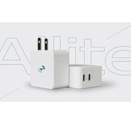 Allite 65W GaN 氮化鎵雙口 USB-C 快充充電器
