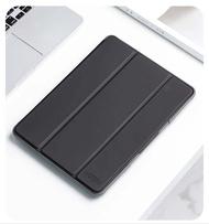 เคส Mutural หลังใส เคสกันกระเเทก iPad iPadPro11 2020 / iPadAir4 10.9 / iPadGen7 10.2 / iPadGen8 มีช่องใส่ปากกา เคสไอแพด เคสใสฝาพับ เคสฝาพับ ของเเท้100%