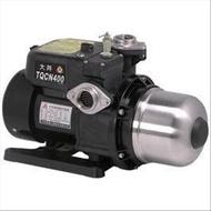 【泵浦五金】大井TQCN400 適用於太陽能熱水器或熱水專用加壓馬達*低噪音*