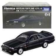 【Fun心玩】TM13183 TOMICA 黑盒 PRM04 日產 SKYLINE GTS-R 多美小汽車 左右開門