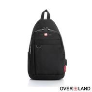 【OverLand】美式十字軍-機能兩用胸包後背包(5310)