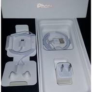 原廠 Apple iphone Lightning 傳輸線 / 充電線 / 插頭 / 耳機 裸裝 / 原廠耳機轉接線(599元)