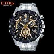 Veladeedee Casio Edifice นาฬิกาข้อมือผู้ชาย สายสแตนเลส (ประกัน CMG ศูนย์เซ็นทรัล1) รุ่น EFR-559DB-1AV