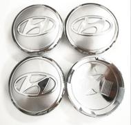 4 pcs for Hyundai 65mm wheel caps, Elantra Sonata, modified tire center caps