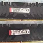 Kingston HyperX Predator DDR4 RGB 3600MHz 16GB (2 x 8GB)