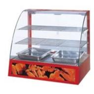 商用弧型玻璃保溫櫥