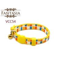 【VCC54】成貓安全項圈(S) 安全插扣 防勒 貓項圈 鈴鐺 范特西亞 Fantasia