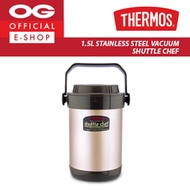 Thermos 1.5L Stainless Steel Vacuum Shuttle Chef