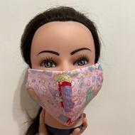 日本棉布口罩布套可套進醫療口罩使用