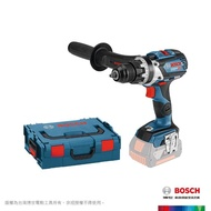 【BOSCH 博世】18V鋰電免碳刷電鑽/起子機_空機+系統工具箱(GSR 18V-85 C)