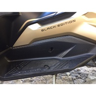 moto decds click mag decals Panel Protector Hond airblade 150 Side Cover (Carbon Fiber Sticker)