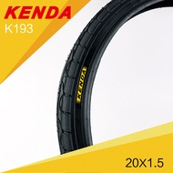 Kenda Folding Bicycle Tire 20-Cun 1.5 Tire Inner Tube Small Wheel Bike with Accessories k193