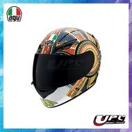 UPC 騎士精品♔ 義大利 AGV K3 夢想時光 快拆鏡片 內襯可拆 全罩 安全帽
