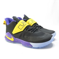NIKE AMBASSADOR XII 籃球鞋 LeBron 詹皇 BQ5436003 男款 黑紫【iSport愛運動】