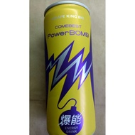 PowerBOMB爆能能量飲料can225限量(一箱24罐)