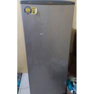 AQUA Freezer AQF-S6 (S) FREEZER berdiri 6 rak. SECOND alias BEKAS
