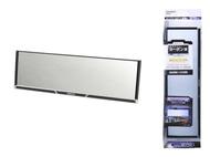 權世界@汽車用品 日本 CARMATE 碳纖紋框 3000R 緩曲面鏡 後視鏡 車內 後照鏡 270mm DZ263