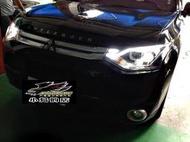 (小鳥的店)三菱 2014-20 OUTLANDER HIGHLIGHT 美國 CREE LED燈泡 大燈 霧燈H7