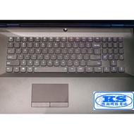聯想筆電鍵盤保護膜 Lenovo Legion Y740 鍵盤膜 17吋 Lenovo Y740 【ks優品】