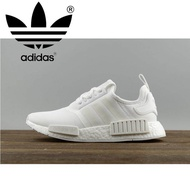 Adidas_NMD_ Runner PK OG Breathable New Men's Running_ Shoes Sneakers_ Breathable and lightweight black 40-45