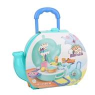 จำลองกระเป๋าเดินทางรูปการ์ตูนแกล้งเล่นของเล่นสำหรับเด็กวัยหัดเดินของขวัญวันเกิด【สไตล์ครัว】กระดาษห่อ472กรัม