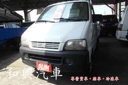 """2001年1月 馬上發 貨車 """"自排""""1.3L 車很美 很好開 可分期 歡迎賞車"""