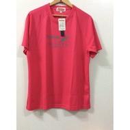 桌球孤鷹~~正品Nittaku球衣~型號3465紅色~廠商特價品~超低特價~規格不全~賣完斷貨!