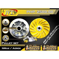 jvt pulley set  nmax v1 / aerox / nmax v2motorcycle accessories