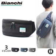 日本 熱銷款 Bianchi 2way 腰包 斜跨包  / abcy-07 / 日本必買 |日本樂天熱銷Top|雙11購物節|日本空運直送|日本樂天代購