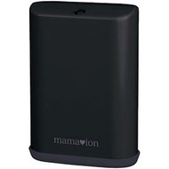日本mamaion迷你負離子空氣清淨機(電子口罩)-黑色