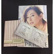 高絲KOSE - ESPRIQUE丰靡美肌幻妝輕透膜換持妝粉餅&CC霜 試用品