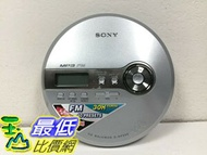 [8美國直購]  2手商品 Sony 播放器 Walkman D-NF340 CD Player MP3 FM Radio G-Protection