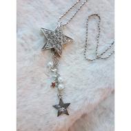【Benteau】星星鑽造型項鍊
