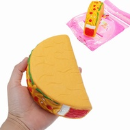 14.5cm Squishy Taco Slow Rising Soft Collection Gift Decor Toys