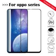 เต็มฝาครอบกระจกนิรภัยสำหรับ OPPO realme 5 5I A9 2020 A5 2020 ป้องกันหน้าจอ foroppo F9 F9 PRO realme 3 Pro realme 5 Pro realme Q realme X Lite ฟิล์มป้องกัน