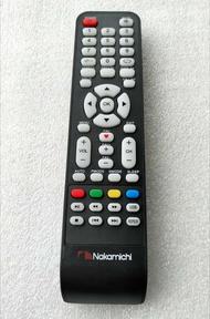 Original Nakamichi TV REMOTE CONTROL แพ็กเกจเดิม Nakamichi ภาษาอังกฤษรีโมทคอนโทรล