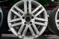 超級輪胎王~正原廠C300 ~17吋前後配鋁圈~整組[直購價12000]